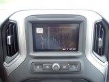 2021 Chevrolet Silverado 1500 Custom Double Cab 4x4 Controls