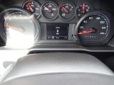 2021 Chevrolet Silverado 1500 Custom Double Cab 4x4 Gauges