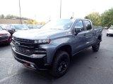 2020 Satin Steel Metallic Chevrolet Silverado 1500 LT Trail Boss Crew Cab 4x4 #139676872
