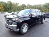 2020 Chevrolet Silverado 1500 LT Crew Cab 4x4 Data, Info and Specs
