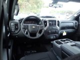 2021 Chevrolet Silverado 1500 Custom Double Cab 4x4 Dashboard
