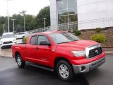 2008 Radiant Red Toyota Tundra SR5 Double Cab 4x4 #139692020