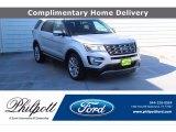 2016 Ingot Silver Metallic Ford Explorer Limited #139708959