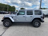 2021 Jeep Wrangler Unlimited Billet Silver Metallic