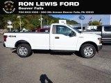2020 Oxford White Ford F150 XL Regular Cab 4x4 #139720376