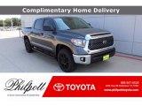 2021 Magnetic Gray Metallic Toyota Tundra SR5 CrewMax 4x4 #139720513