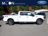 2020 Oxford White Ford F150 XLT SuperCrew 4x4 #139720481