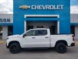 2020 Summit White Chevrolet Silverado 1500 LT Trail Boss Crew Cab 4x4 #139738506