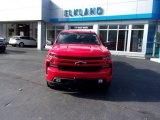 2020 Red Hot Chevrolet Silverado 1500 RST Crew Cab 4x4 #139738323