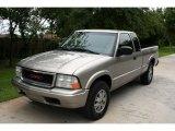 2002 Pewter Metallic GMC Sonoma SLS Extended Cab 4x4 #13889585
