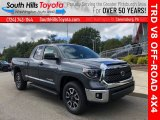 2021 Magnetic Gray Metallic Toyota Tundra TRD Off Road Double Cab 4x4 #139773361