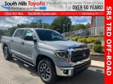 2021 Cement Toyota Tundra TRD Off Road CrewMax 4x4 #139773360