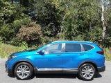 2020 Aegean Blue Metallic Honda CR-V Touring AWD #139773321