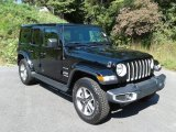2021 Jeep Wrangler Unlimited Black