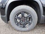 GMC Acadia Wheels and Tires
