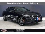 2020 Black Sapphire Metallic BMW 3 Series 330i Sedan #139802076