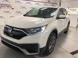 2020 Platinum White Pearl Honda CR-V EX-L AWD #139801980
