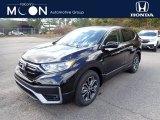 2020 Crystal Black Pearl Honda CR-V EX AWD #139802048