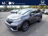 2020 Modern Steel Metallic Honda CR-V EX AWD #139802046
