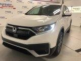 2020 Platinum White Pearl Honda CR-V EX AWD #139819189
