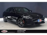 2021 Jet Black BMW 3 Series 330e Sedan #139834392