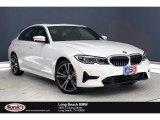 2021 Alpine White BMW 3 Series 330i Sedan #139834397