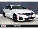 2021 Alpine White BMW 3 Series 330i Sedan #139834396
