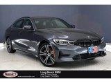 2021 Mineral Gray Metallic BMW 3 Series 330i Sedan #139834395