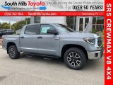 2021 Cement Toyota Tundra TRD Off Road CrewMax 4x4 #139837825