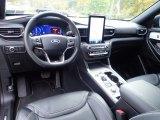 2020 Ford Explorer Interiors