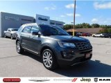 2016 Magnetic Metallic Ford Explorer Limited 4WD #139837910