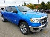 2021 Ram 1500 Hydro Blue Pearl