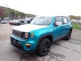 2020 Bikini Metallic Jeep Renegade Sport 4x4 #139848531