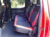 2020 Ford F150 Lariat SuperCrew 4x4 Rear Seat