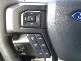 2020 Ford F150 Lariat SuperCrew 4x4 Steering Wheel