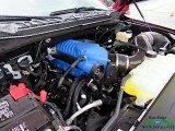 2020 Ford F150 Shelby Cobra Edition SuperCrew 4x4 5.0 Liter Shelby Supercharged DOHC 32-Valve Ti-VCT E85 V8 Engine