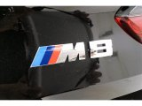 BMW M8 2020 Badges and Logos