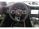 2018 Porsche 911 Carrera T Coupe Steering Wheel