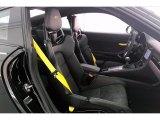 2018 Porsche 911 Carrera T Coupe Front Seat