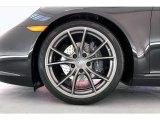 2018 Porsche 911 Carrera T Coupe Wheel