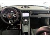 2018 Porsche 911 Carrera T Coupe Dashboard