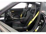 2018 Porsche 911 Carrera T Coupe Black w/Alcantara Interior