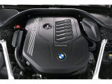 BMW 7 Series 2021 Badges and Logos