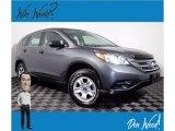2012 Polished Metal Metallic Honda CR-V LX #139899733