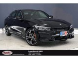 2021 Jet Black BMW 3 Series 330i Sedan #139899713