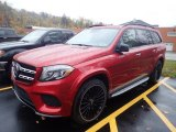 2017 Mercedes-Benz GLS 550 4Matic