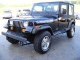 1994 Jeep Wrangler Black