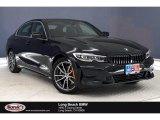 2021 Jet Black BMW 3 Series 330i Sedan #139913369