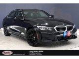 2020 Jet Black BMW 3 Series 330i Sedan #139913366