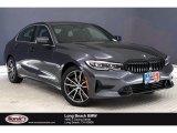 2021 Mineral Gray Metallic BMW 3 Series 330e Sedan #139913371